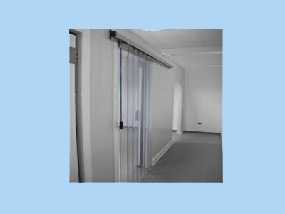 cortinas cuartos fríos